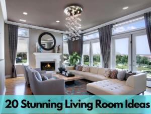 20 Stunning Living Room Ideas